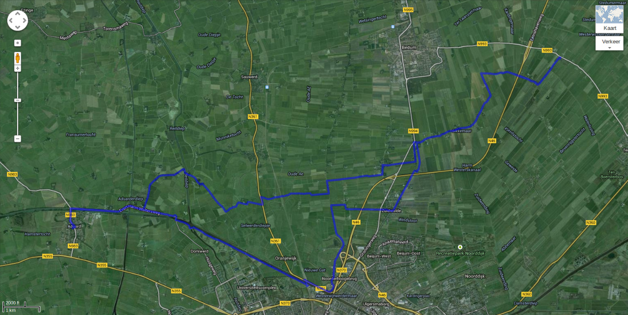Sint-Annen, Aduard VV